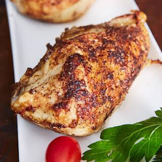 Oven Roasted Bone-In Chicken Breast.