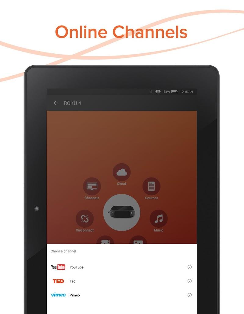 AllConnect - Play & Stream Screenshot 12