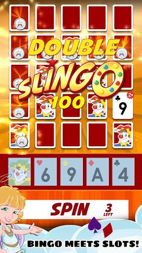 Slingo Showcase: Bingo + Slots screenshot