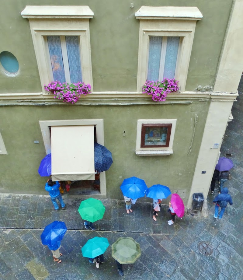 Purple rain, purple rain... di emily63
