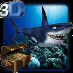 Angry Shark Attack Simulator Icon