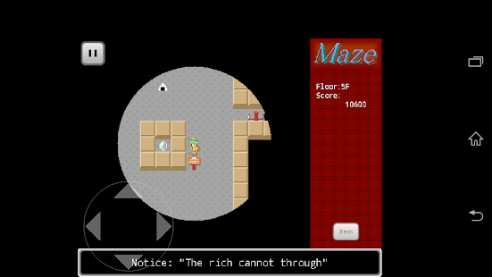 Maze- screenshot thumbnail