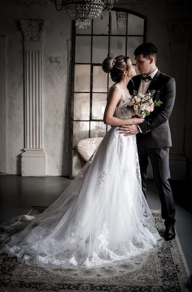 Bryllupsfotograf Olga Vorobeva (buffalo). Foto fra 20.01.2019