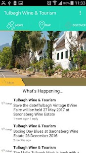 Tulbagh Wine & Tourism- screenshot thumbnail