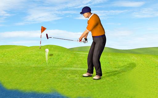 World King golf Expert Clash master challenges 3D screenshots 1
