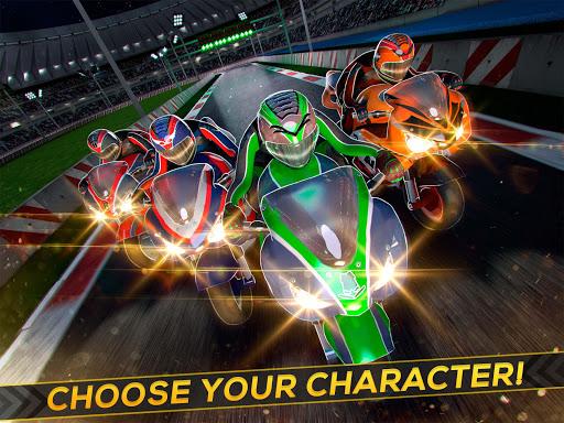 2017 Moto GP Racing - Speed Motorbike Competition 2.11.4 screenshots 6
