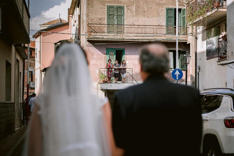 Wedding photographer Marco Colonna (marcocolonna). Photo of 31.10.2019