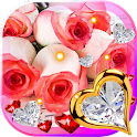 Love Roses HD live wallpaper icon