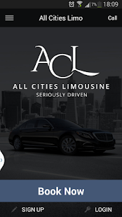 All Cities Limo- screenshot thumbnail