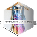 ridisegnare vecchi vestiti icon