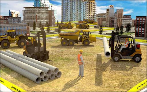 City Construction: Building Simulator cheat screenshots 2