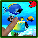 Real aquarium virtual  icon