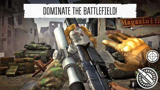 Sniper Battles: online PvP shooter game - FPS  screenshots 1