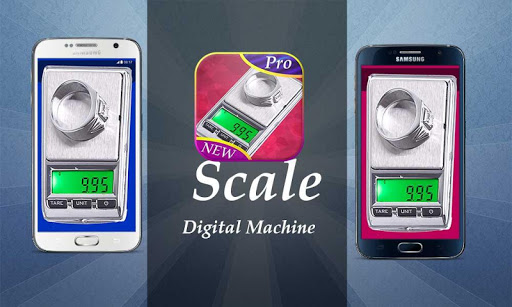 scale digital machine prank