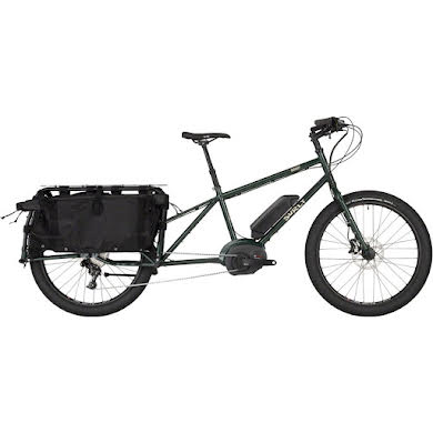 Surly Big Easy Cargo Bike - Deep Forest Green