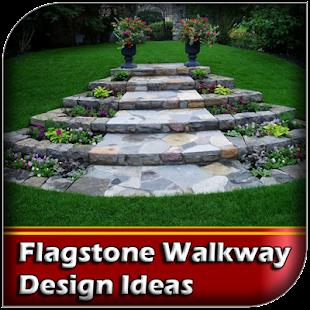 flagstone walkway design ideas screenshot thumbnail flagstone walkway design ideas screenshot thumbnail - Flagstone Walkway Design Ideas