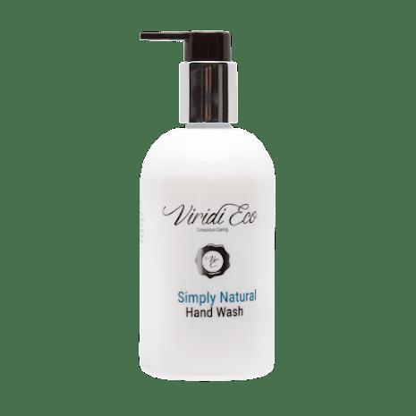Hand wash simply natural