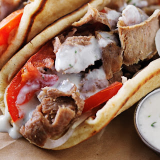 Kefi Lamb Gyro Recipe