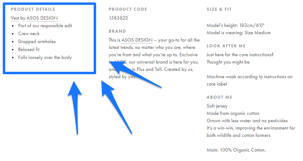Product Descriptions: How to Write a Product Description That Sells [Examples + Template] 15