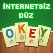 Düz Okey (internetsiz) Android APK Download Free By Abdullah Yıldırım