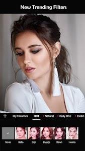 YouCam Selfie Camera-Girl Virtual Makeup Editor 8.2.1