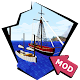 Аdventure boat. Mod for MCPE (app)