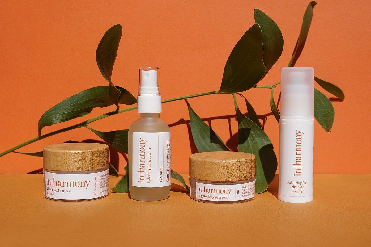 in harmony skincare