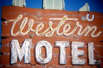 Photo: February 17: Western Motel