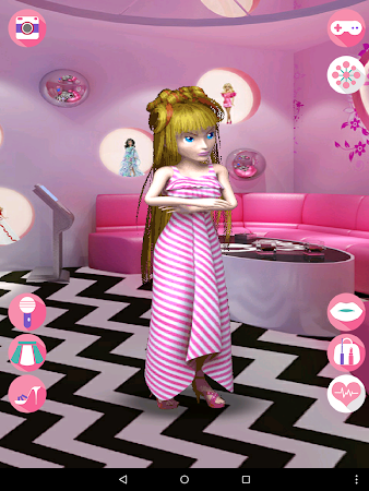 My Talking Pretty Girl 1.1.5 screenshot 37344
