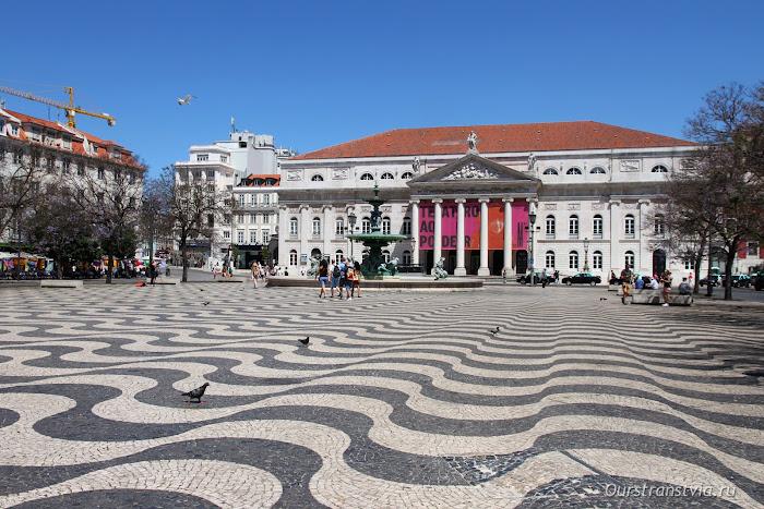 Национальный театр в Лиссабоне