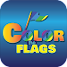 Color the Flag icon