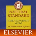 Natural Standard Herb & Supplement Guide icon