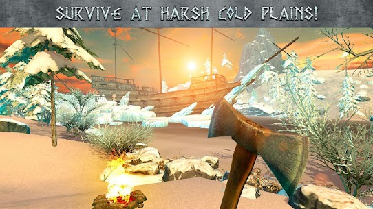 Vikings King Survival Saga 3D MOD 1.1 (Unlimited Money) Apk 9