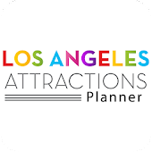 Los Angeles Attraction Planner