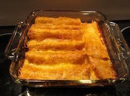 Smothered Burrito Bake Recipe