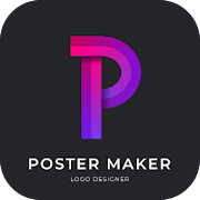 Poster Maker for Flyers, Ads Page, Logos & Graphic