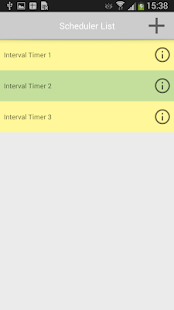 Precision Interval Timer - náhled