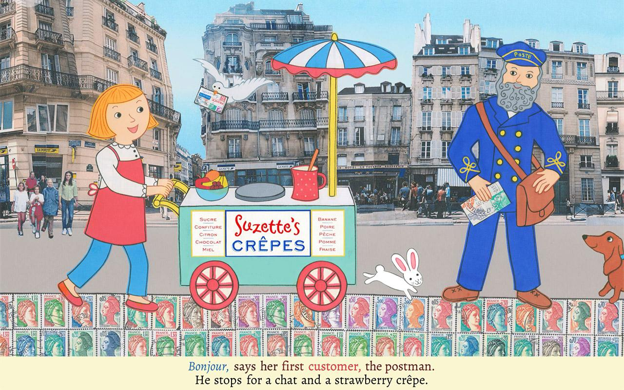 Crêpes By Suzette- screenshot