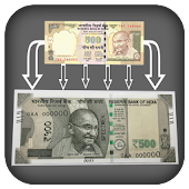 Change Notes Rs 500, 1000