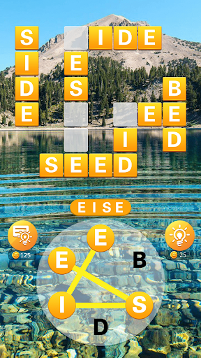 Words Sky - Brain Train Casual Game for Free screenshots 5