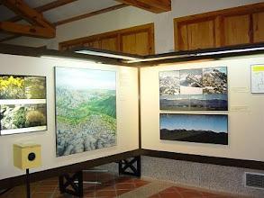 Photo: Paneles explicativos del Centro de Interpretación