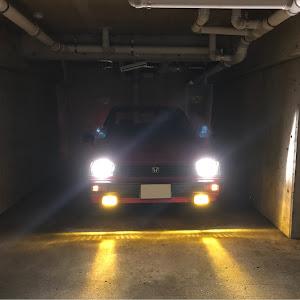 シビック  1500 CX '83のカスタム事例画像 drmsnさんの2018年08月30日13:05の投稿