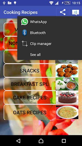 玩免費遊戲APP|下載Cooking Recipes app不用錢|硬是要APP