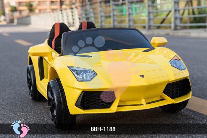 Xe hơi điện thể thao 2 cửa mở BBH-1188 15