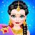 Indian Doll Wedding Girl Salon file APK Free for PC, smart TV Download