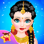Indian Doll Wedding Girl Salon file APK Free for PC, smart TV Download