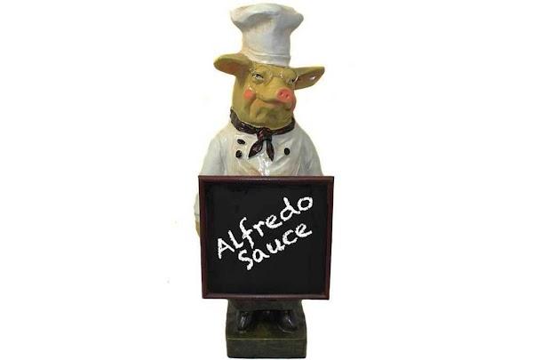THE ALFREDO SAUCE