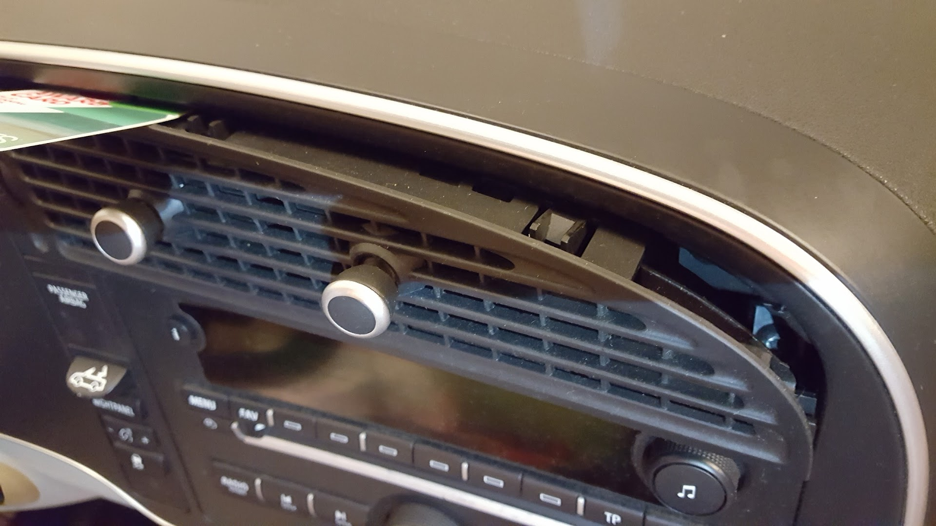 How To 2007 Aftermarket Radio Install Backup Cam Pic Heavy Saab 9 5 Reverse Sensors Wiring Diagram Report This Image