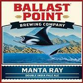 Logo of Ballast Point Manta Ray