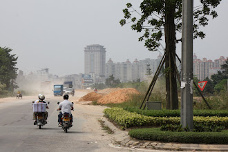 Photo: Day 204 - Entering the City of  Jangmen